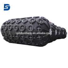Yokohama Type Rubber Marine Fender With Chain and Aircraft Tyre